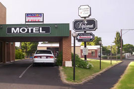 The Diplomat Motel - Accommodation VIC