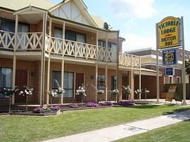 Victoria Lodge Motor Inn And Apartments - Accommodation VIC