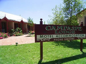 Campaspe Lodge - Accommodation VIC