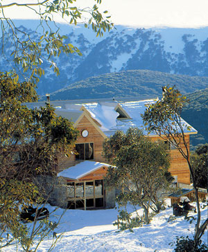 Summit Ridge Alpine Lodge - Accommodation VIC