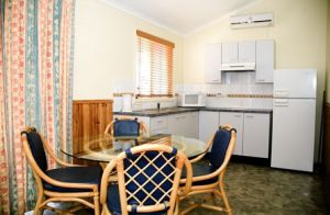 Dunleith Tourist Park - Accommodation VIC