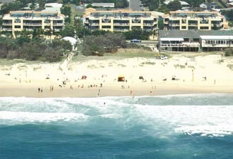 Surf Club Apartments - Accommodation VIC