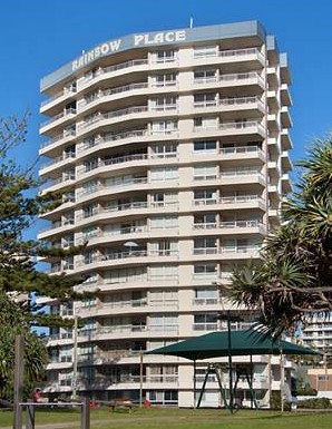 Rainbow Place Holiday Apartments - Accommodation VIC