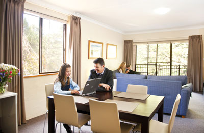 Oxley Court Serviced Apartments - Accommodation VIC