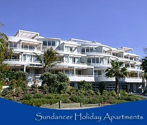 Sundancer Holiday Apartments - Accommodation VIC