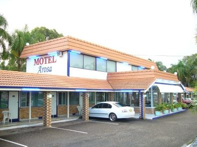 Arosa Motel - Accommodation VIC