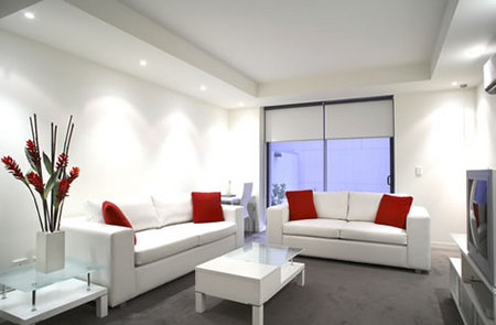 Tribeca Serviced Apartments - Accommodation VIC