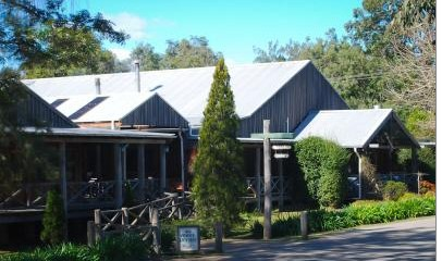 Riverwood Downs - Accommodation VIC