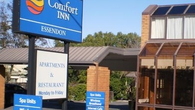 Comfort Inn & Suites Essendon - Accommodation VIC