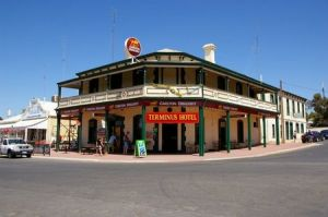 Terminus Hotel Motel - Accommodation VIC