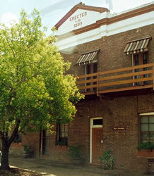 The Old Exchange Bed And Breakfast - Accommodation VIC