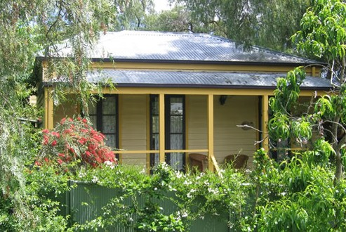 Bendigo Cottages - Accommodation VIC