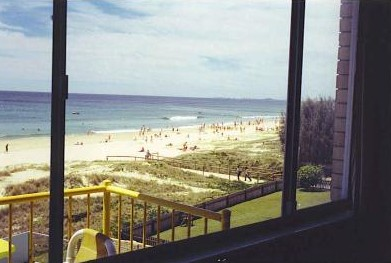 Surfers Pacific Towers - Accommodation VIC