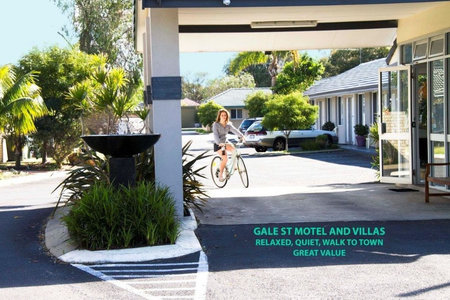Gale Street Motel And Villas - Accommodation VIC