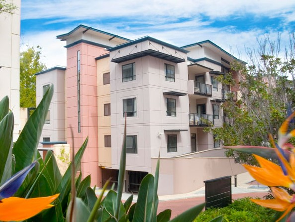 Mounts Bay Waters Apartments - Accommodation VIC