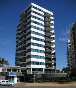 Beachfront Towers - Accommodation VIC