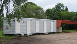 Coolalinga Caravan Park - Accommodation VIC