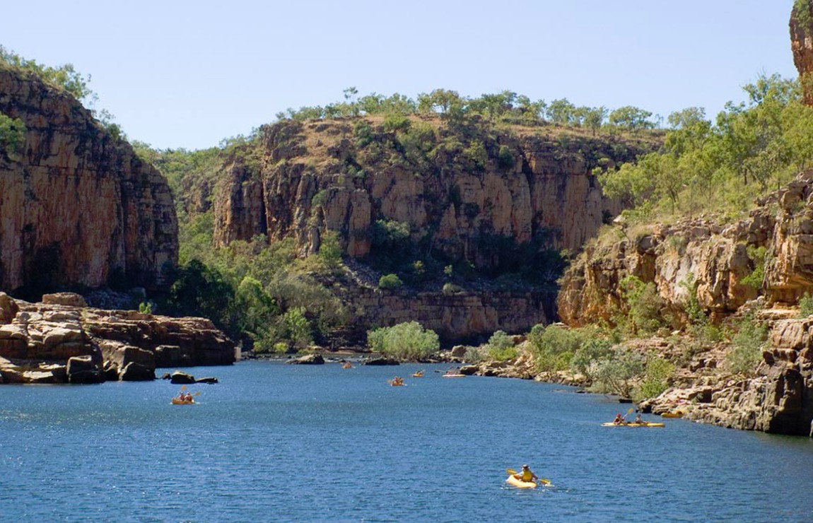 Nitmiluk Gorge Caravan Park - Accommodation VIC