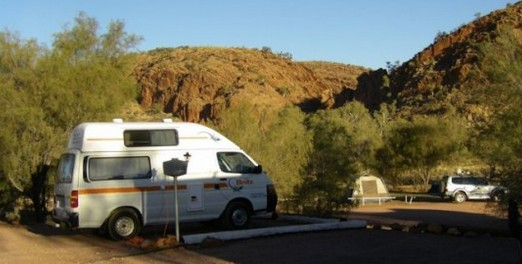 Glen Helen Resort - Accommodation VIC