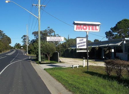 Sudden Comfort Motel - Accommodation VIC