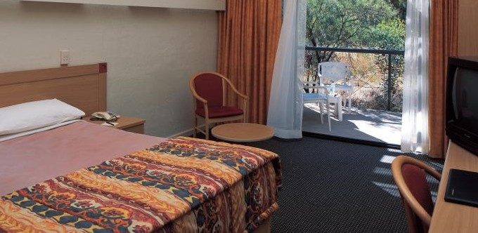 Kings Canyon Resort - Accommodation VIC
