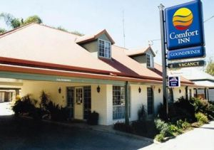 Comfort Inn Goondiwindi - Accommodation VIC