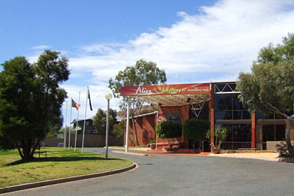 Alice In The Territory - Accommodation VIC