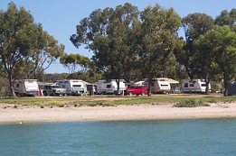 Streaky Bay Foreshore Tourist Park - Accommodation VIC