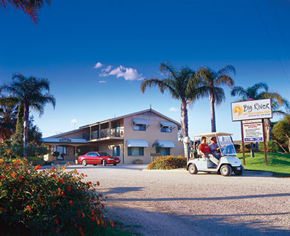 Big River Motor Inn - Accommodation VIC