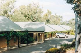 Burra Motor Inn - Accommodation VIC