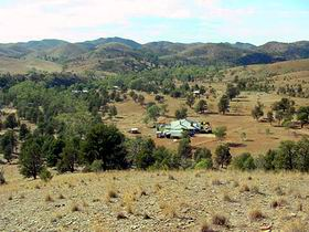 Willow Springs The Homestead - Accommodation VIC
