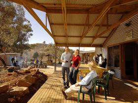 Willow Springs Shearers Quarters - Accommodation VIC