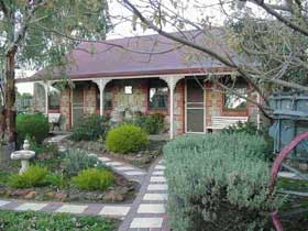 Langmeil Cottages - Accommodation VIC