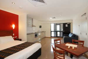 Tanunda Hotel Apartments - Accommodation VIC