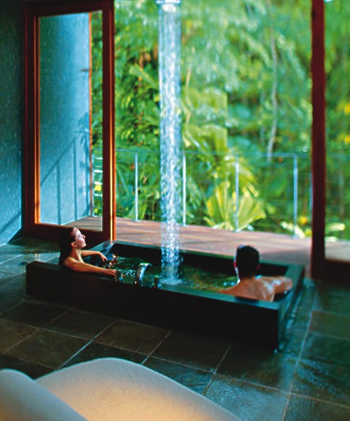 Silky Oaks Lodge And Healing Waters Spa - Accommodation VIC