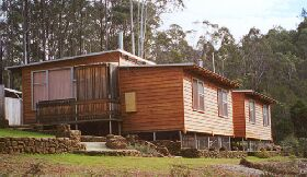 Minnow Cabins - Accommodation VIC