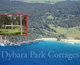 Dybara Park Holiday Cottages - Accommodation VIC