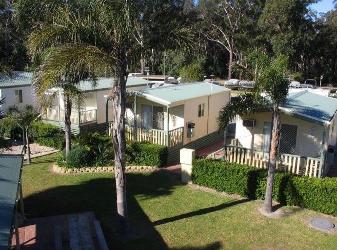 Jervis Bay Caravan Park - Accommodation VIC