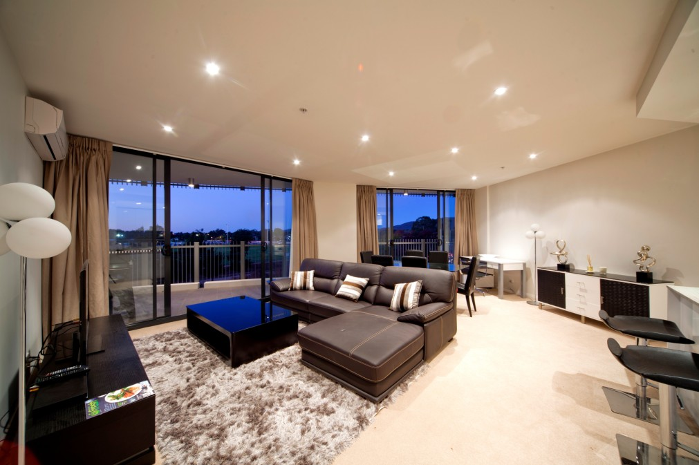 Axis Apartment Short Term Accommodation - Accommodation VIC