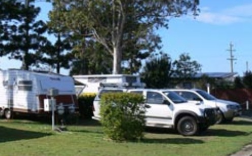 Browns Caravan Park - Accommodation VIC