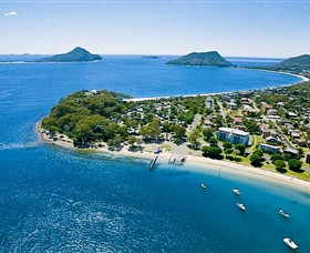 Halifax Holiday Park - Nelson Bay - Accommodation VIC