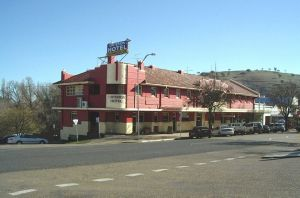 Criterion Hotel Gundagai - Accommodation VIC