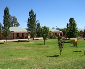 Narrandera Caravan Park - Accommodation VIC