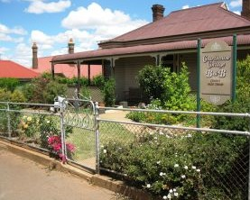 Courthouse Cottage B and B - Accommodation VIC