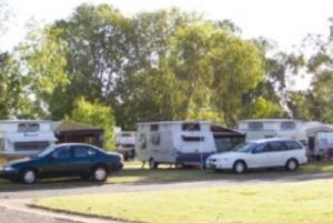 Big Sky Caravan Park - Accommodation VIC