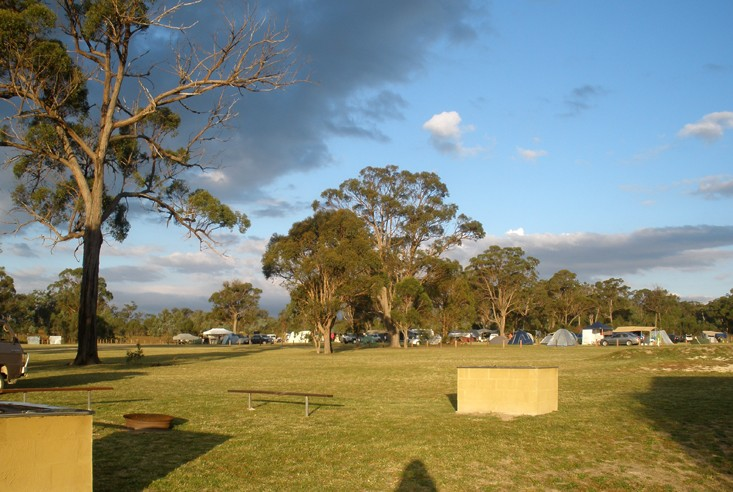 Sommerville Valley Tourist Park - Accommodation VIC