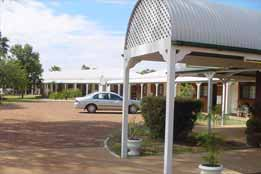 Landsborough Lodge Motel - Accommodation VIC