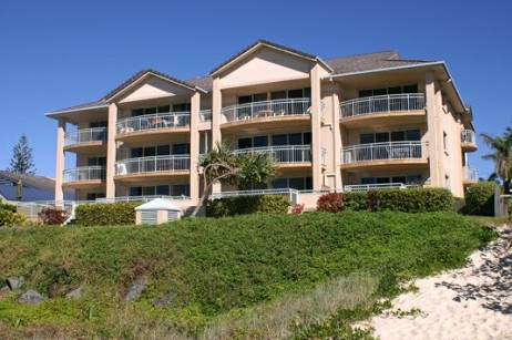 Golden Sea Apartments - Accommodation VIC