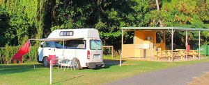 Bell Park Caravan Park - Accommodation VIC