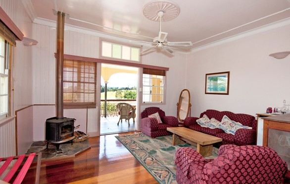 Foxwell Park Lodge - Accommodation VIC